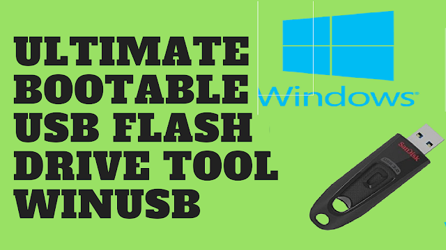 WinUSB 3.7.0.1 - Create Multibootable Windows