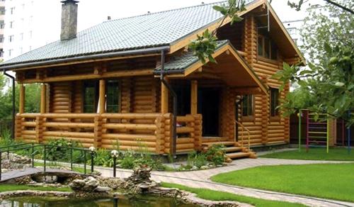Contoh Desain Rumah Bambu Sederhana Dan Unik Model Rumah