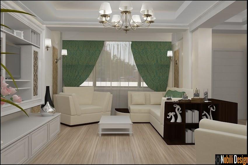 Design interior casa clasica Tulcea - Amenajari interioare vile Tulcea