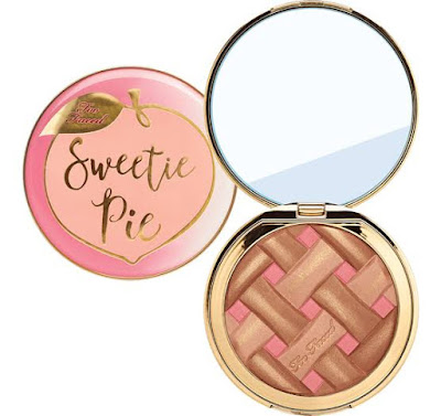 TOO FACED Sweetie Pie Radiant Matte Bronzer LIMITED EDITION