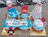 Cupcake Engagament / Cupcake Lamaran