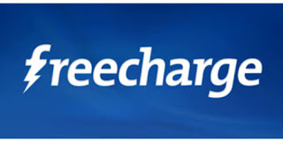 Freecharge offer : Get 10 rs recharge from 1 rs only
