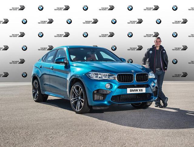 BMW Festival: XPO 2016