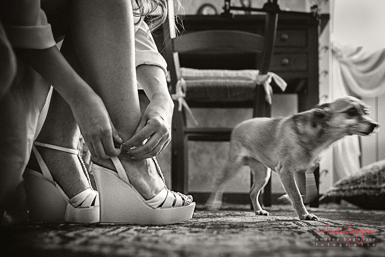 scarpe sposa matrimonio Millesimo