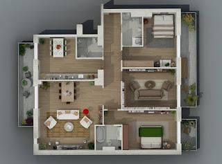Apartment Furniture Layout Ideas