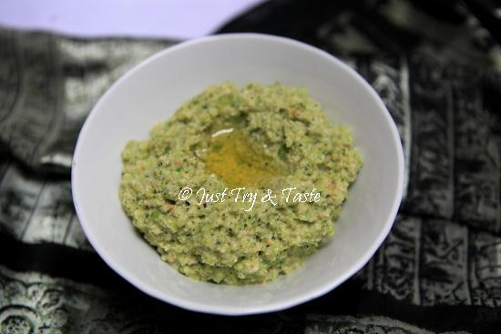 Resep Pasta dengan Pesto Brokoli JTT