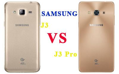 10 Perbedaan Samsung J3 Vs J3 Pro Blog Tentang Semua