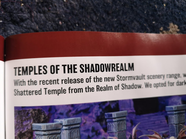 Temples of the shadowrealm