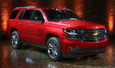 Chevrolet Tahoe 2017 Z71 4WD Review, Specs, Price