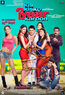 Kis Kisko Pyaar Karoon (2015) Hindi Movie Web-DL | 720p | 480p