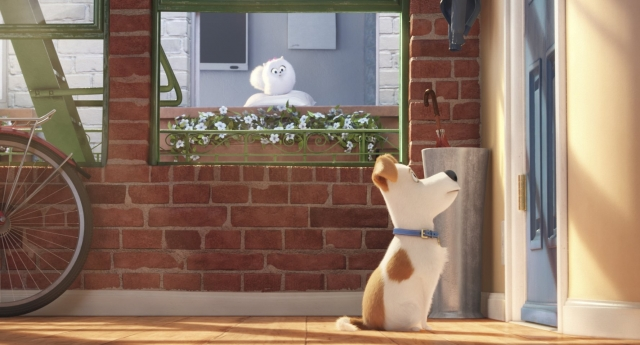 Thú cưng nổi loạn, The Secret Life of Pets