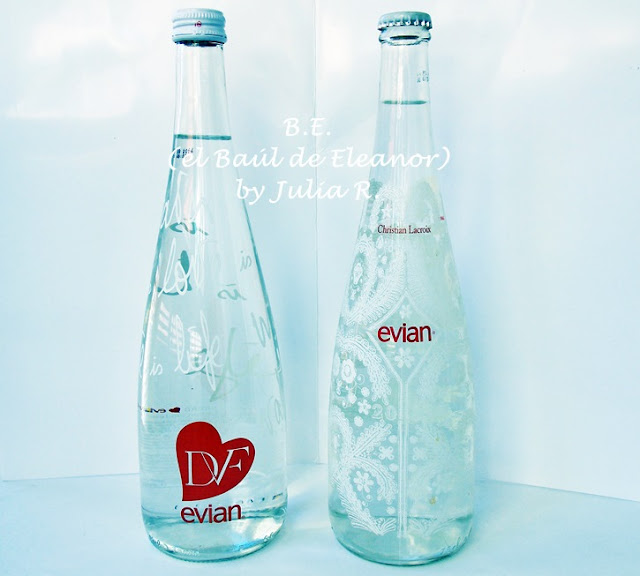 Evian: Botellas edición limitada - Limited Edition
