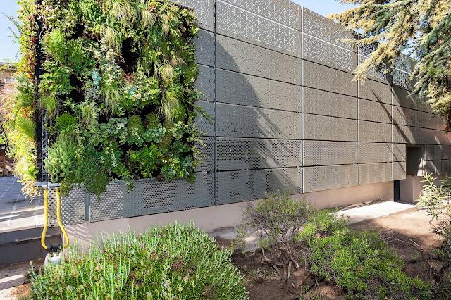 Curso jardineria vertical madrid