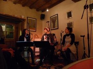 Trio Gazda à l'AntiSeiche