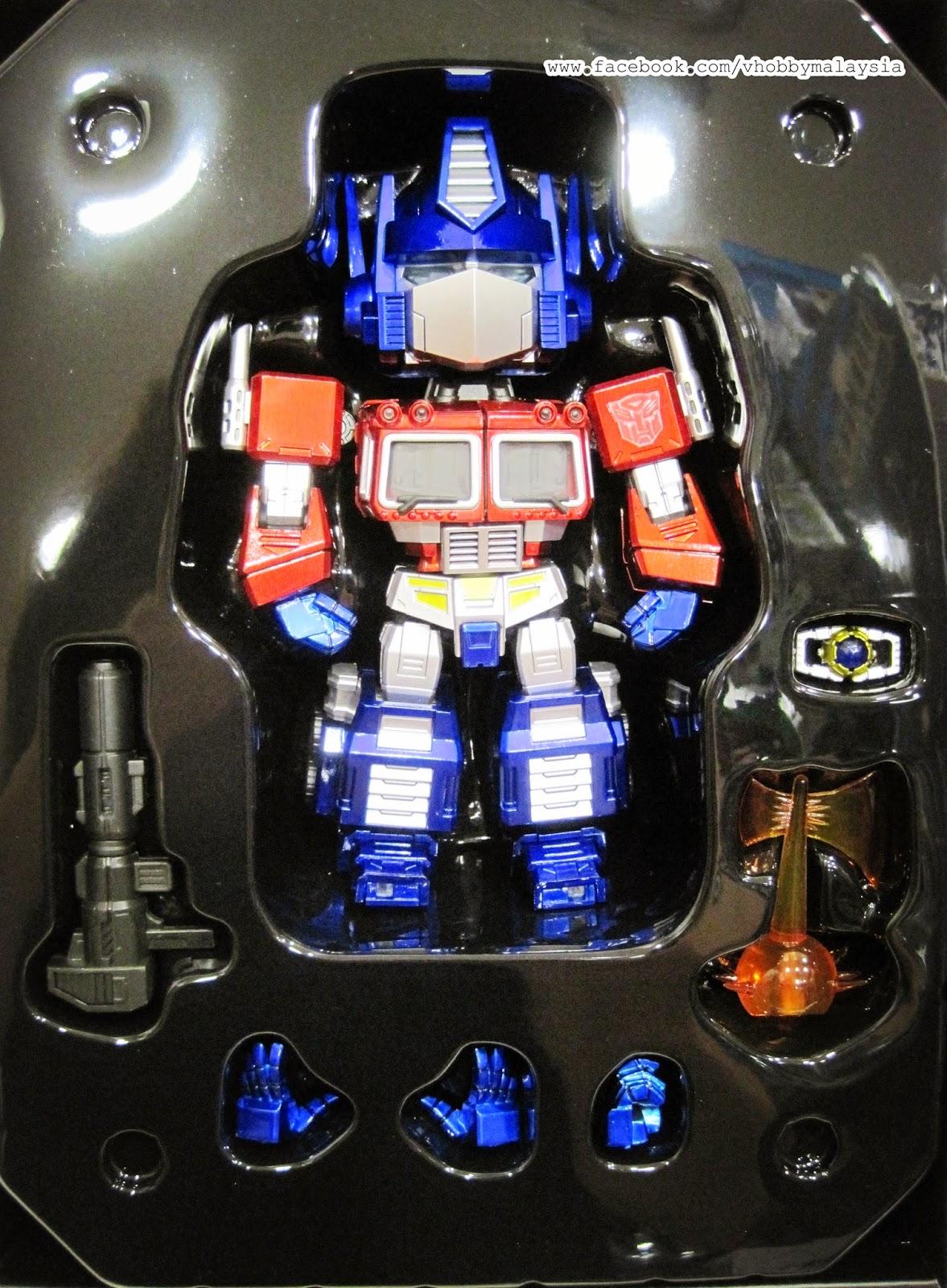 VHOBBY: NEW ARRIVAL: Kids Logic Transformers MN- 01 ...
