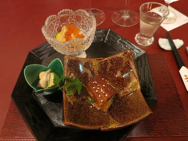 Omakase appetiser