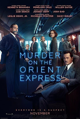 Sinopsis film Murder on the Orient Express (2017)
