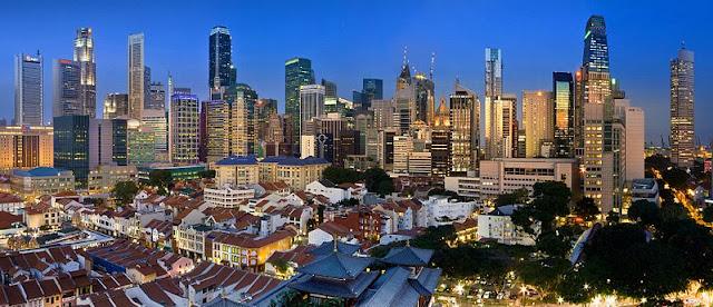 Panorama Singapura