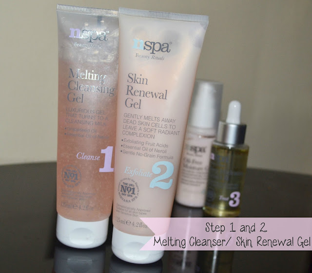 photo of budget cheap skincare from asda, Nspa
