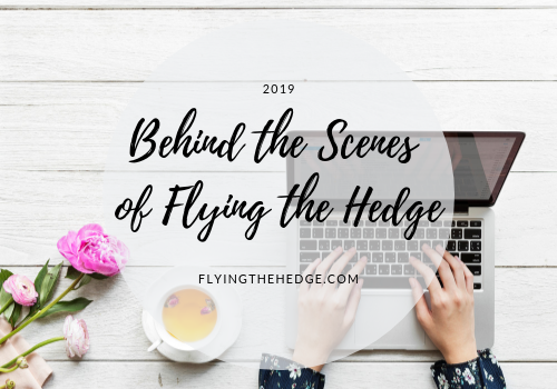 Behind the Scenes of Flying the Hedge + Reader Survey
