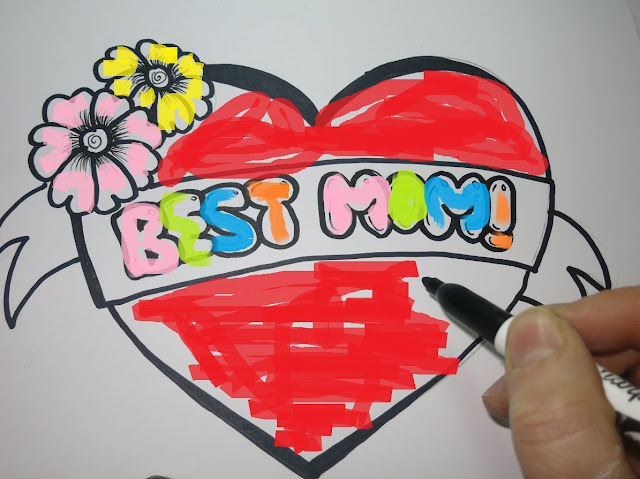 Mother's Day Drawing Images