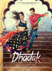 Sinopsis pemain genre Film Dhadak (2018)