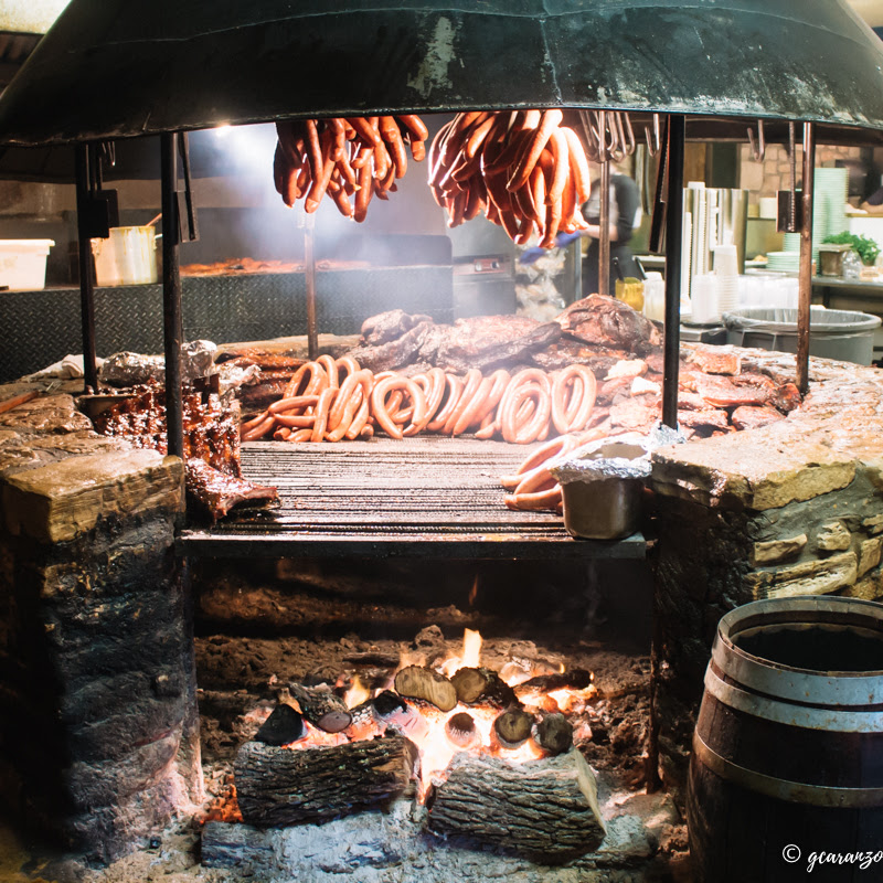 The Salt Lick BBQ Experience at Driftwood, Texas