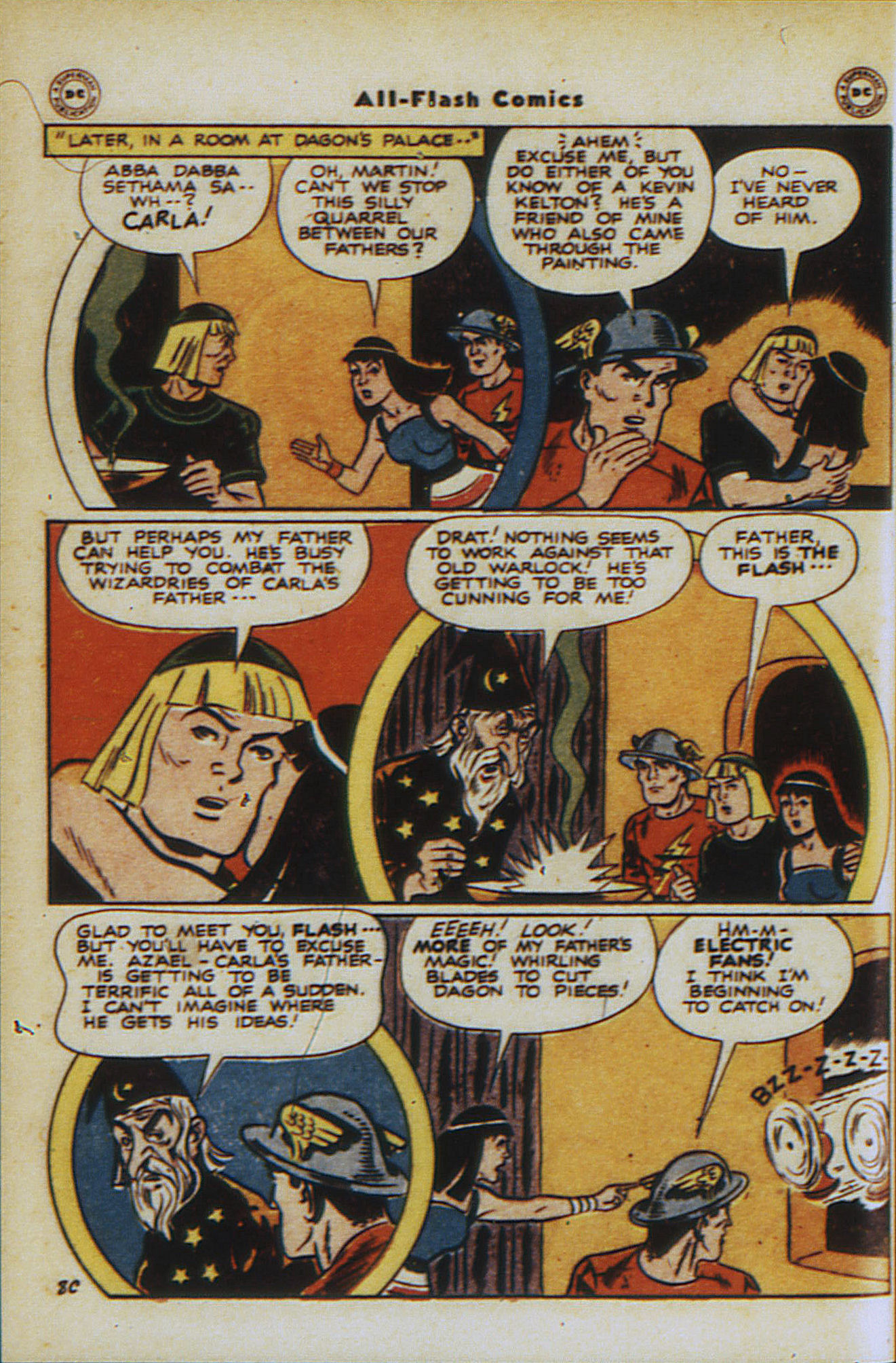 Read online All-Flash comic -  Issue #30 - 46