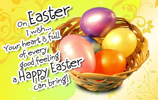 Best Happy Easter Quotes Wishes Sms Message Images