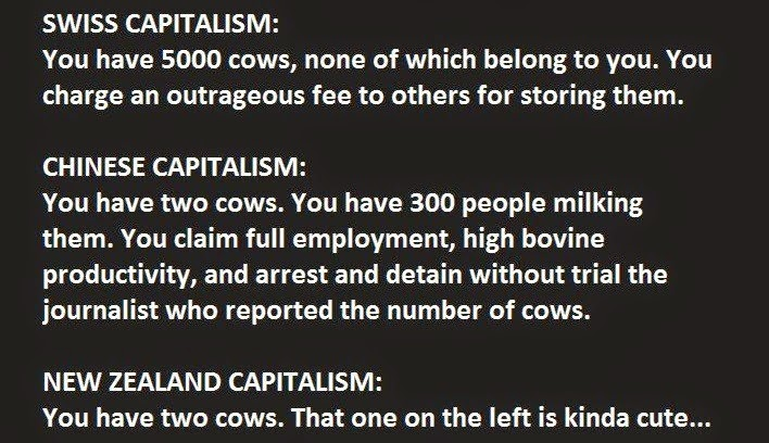 This Guy Just Explained Capitalism Absolutely Perfectly
