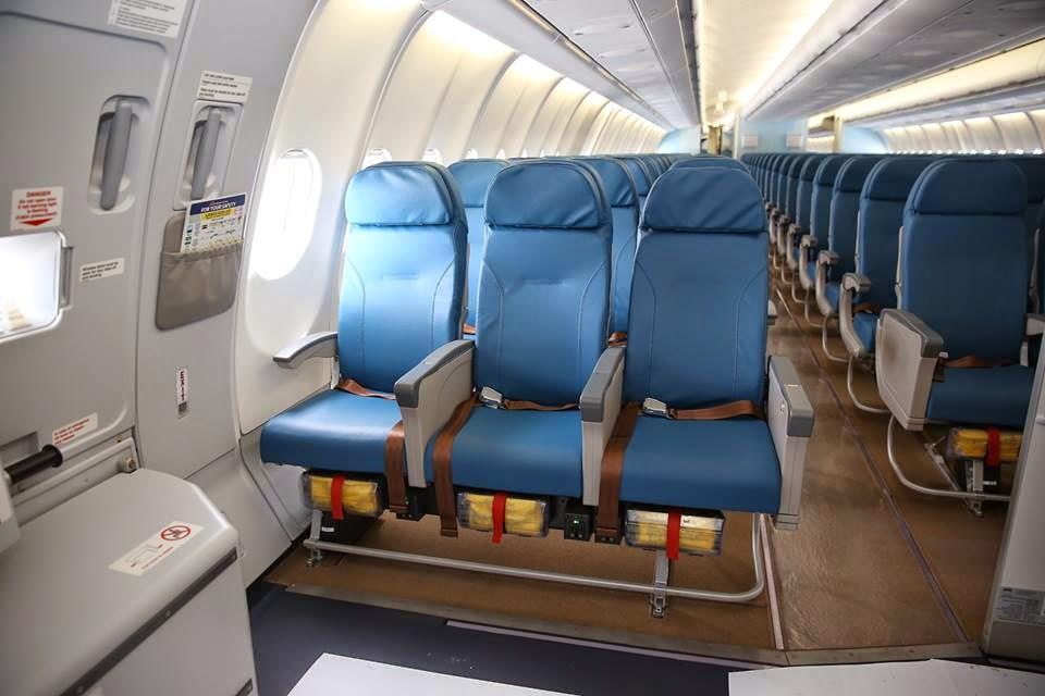 Economy Seats PHOTO Philippine Airlines 3