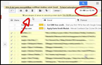 Cara Menghapus Sekaligus Email Di Gmail 2017 2