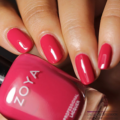 Nail polish swatch of Monroe from the Zoya Thrive Spring 2018 Collection