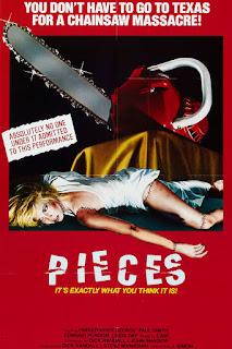 Watch Pieces (Mil gritos tiene la noche) (1982) movie free online