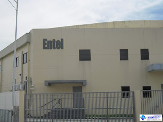 Entel Signage From Afar