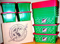 Operation Christmas Child new plastic shoeboxes