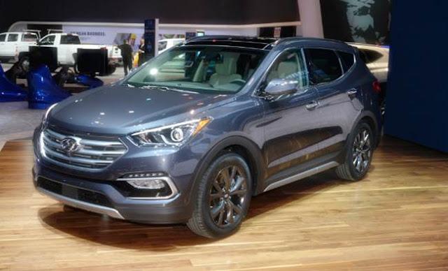 2018 Hyundai Santa Fe Sport Review