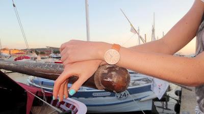 Eco Womens Wood Watch