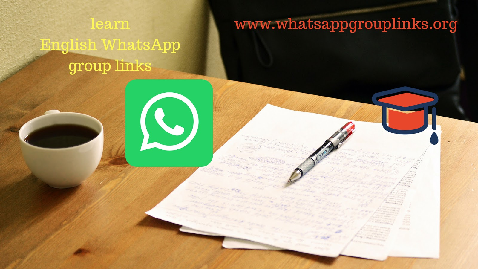 JOIN ENGLISH LEARNING WHATSAPP GROUP LINKS LIST - Whatsapp