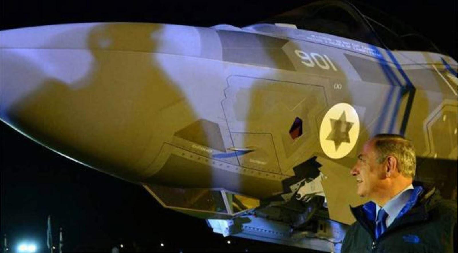 Israel melanjutkan penerbangan F-35 setelah kecelakaan di AS