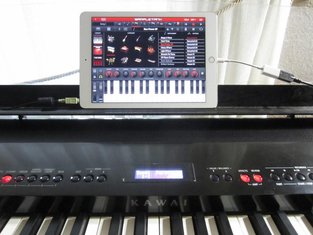 AZ PIANO REVIEWS: REVIEW - Kawai ES8 Digital Piano 2019