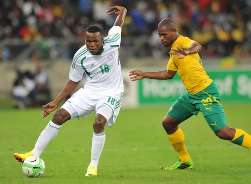 AFCON Qualifier: Nigeria vs South Africa