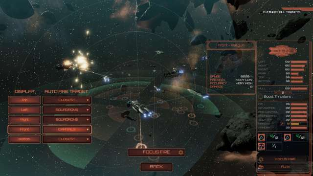 Battlestar Galactica Deadlock PC Full Español