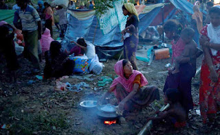 15 killed due to drowning of Rohingya people, UN chief told Myanmar - now finish this pain