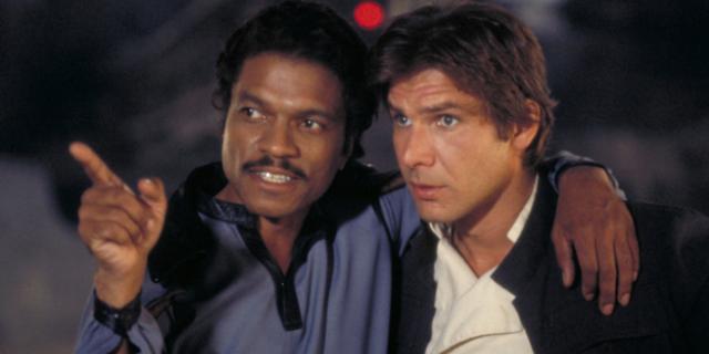Billy Dee Williams ama a Solo: a Star Wars