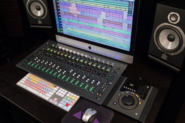 Avid Announces Eucon 3 4 for Pro Tools Workstations