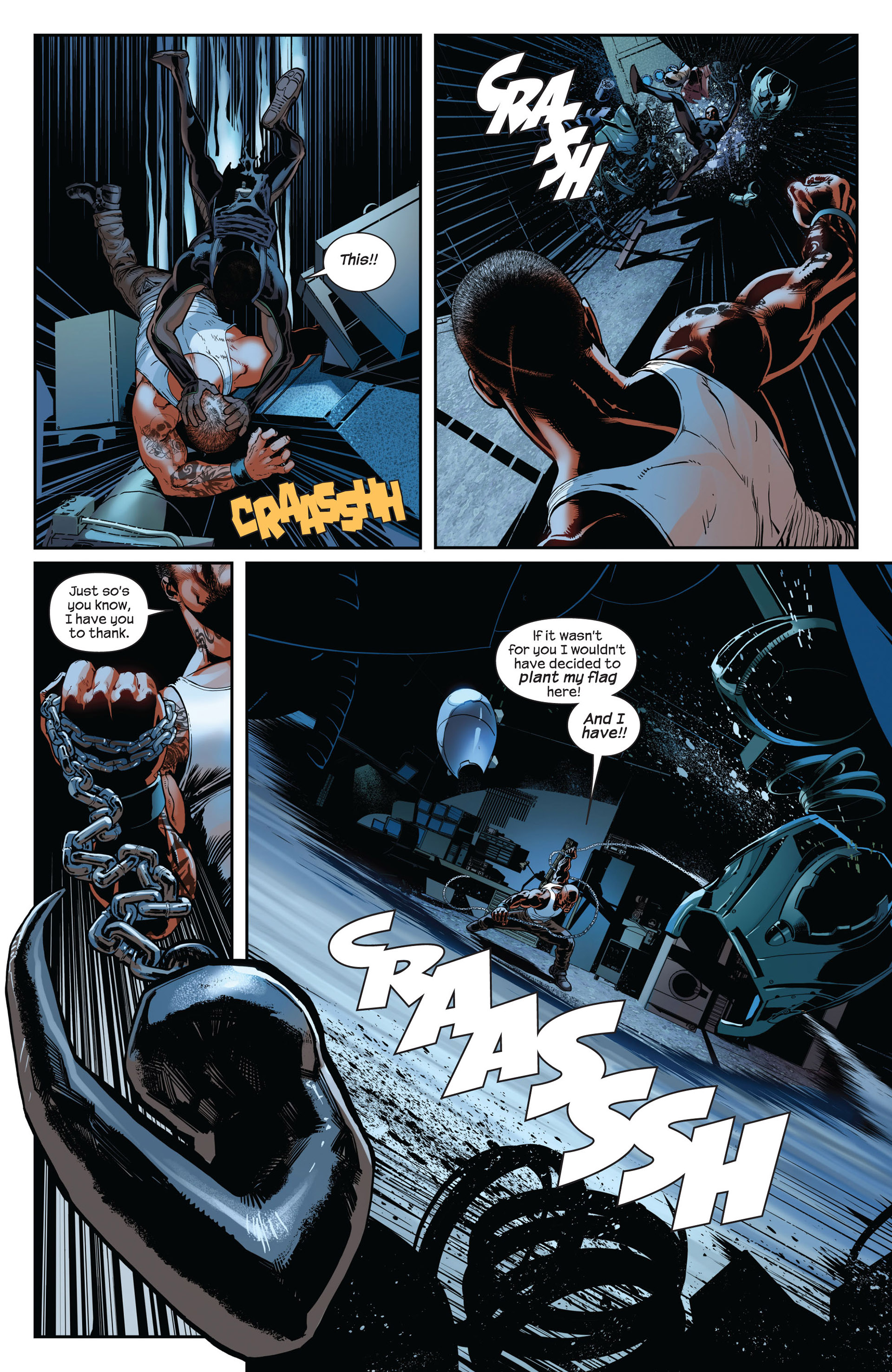 Read online Ultimate Comics Spider-Man (2011) comic -  Issue #9 - 10