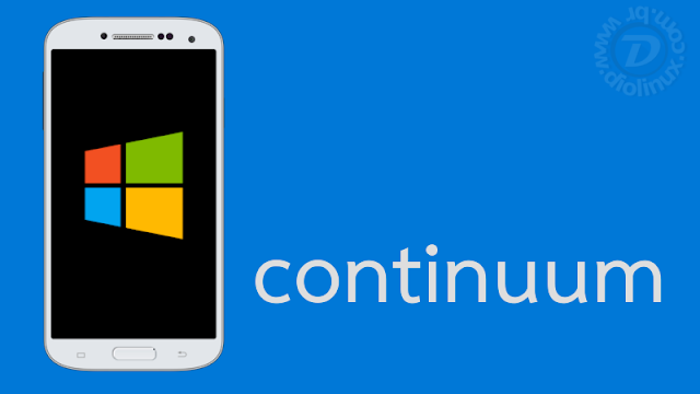 Microsoft Continuum com processadores Snapdragon