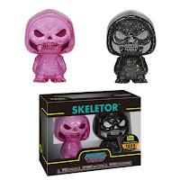 HIKARI XS: Pink & Black Glitter Skeletor 2-pack