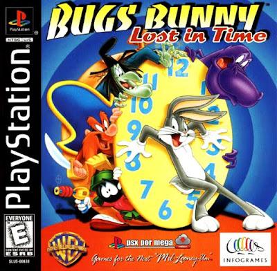 descargar bugs bunny lost in time psx mega
